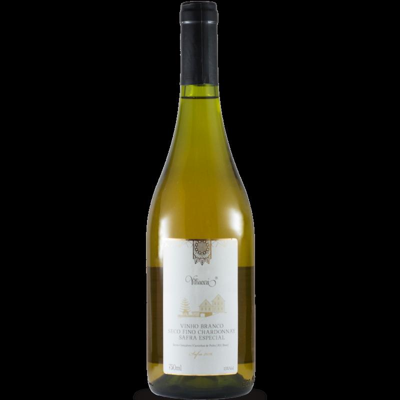 Vinho Fino Branco Seco Chardonnay